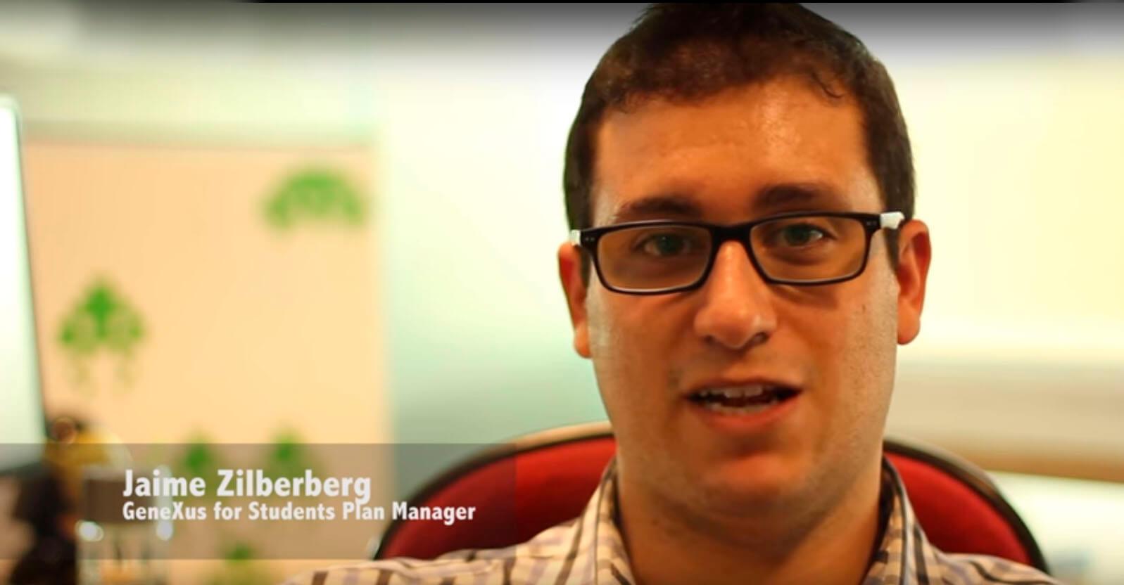 Jaime Zilberberg - Genexus for Students